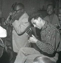 Alexis Korner with Sonny Terry & Brownie McGhee